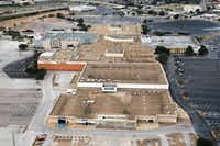 The Starbucks will be built on a vacant lot along Camp Wisdom Road (not visible in this photo) right across from the recently closed Macy's. Southwest Center Mall reverted to its original name of Red Bird Mall this year as part of its redevelopment.(Vernon Bryant/Staff Photographer)