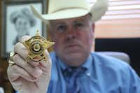 Denton County Sheriff Tracy Murphree(Julian Gill/Denton Record-Chronicle)