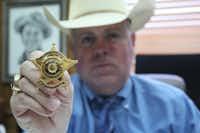 Denton County Sheriff Tracy Murphree(Julian Gill/Denton Record-Chronicle)
