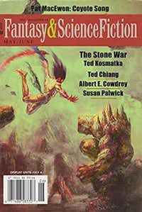 "The May/June 2016 issue of <i>The Magazine of Fantasy & Science Fiction</i> contains the Nebula Award-winning story ""The Long Fall Up,"" by William Ledbetter.(Fantasy & Science Fiction)"
