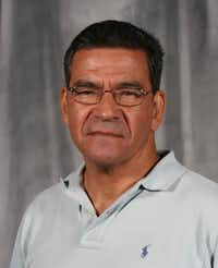 Victor Leos, former human resources director for Garland ISD.(Garland ISD)