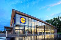 German retailer Lidl opened a U.S. headquarters in Arlington, Va., in June 2015 with plans to start operating grocery stores in the U.S.It's already locked up several future store locations in North Texas.(David Keith/Lidl)