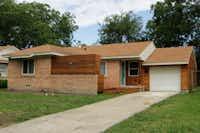 Home located at 10313 Sylvia Dr. Dallas,Texas, Monday, May 22, 2017. (David Woo/The Dallas Morning News)(David Woo/Staff Photographer<div><br></div>)