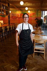 Top Knot Chef Angela Hernandez(Brandon Wade/Special Contributor)