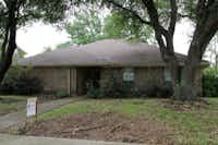 Home located at 1516 Hindsdale Dr. Richardson, Texas, Monday, May 22, 2017. (David Woo/The Dallas Morning News)(David Woo/Staff Photographer)
