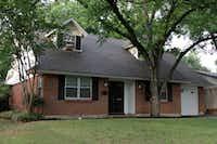 Home located at 1714 Foster Dr. Arlington, Texas, Monday, May 22, 2017. (David Woo/The Dallas Morning News)(David Woo/Staff Photographer)