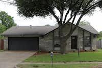 Home located at 1009 Shenandoah Dr. Plano, Texas on Monday, May 22, 2017. (David Woo/The Dallas Morning News)(David Woo/Staff Photographer)