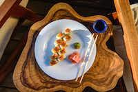 Sushi at Mukul Resort in Nicaragua(Mukul Resort)