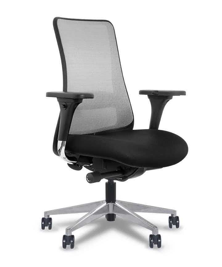 <br>(A Via Genie office chair)