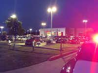 "<p><span style=""font-size: 1em; background-color: transparent;"">Three people are dead after a shooting Tuesday evening at Nissan of Greenville.</span></p>(Julieta Chiquillo/Staff)"