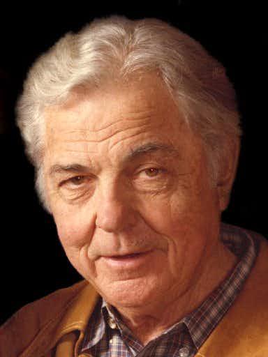 Paul Baker, founder of the Dallas Theater Center, circa 1994(Baker Idea Institute)