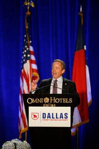 Dallas County Republican Party Chairman Phillip Huffines recently moved to Richardson to be inside Senate District 8. (File photo)