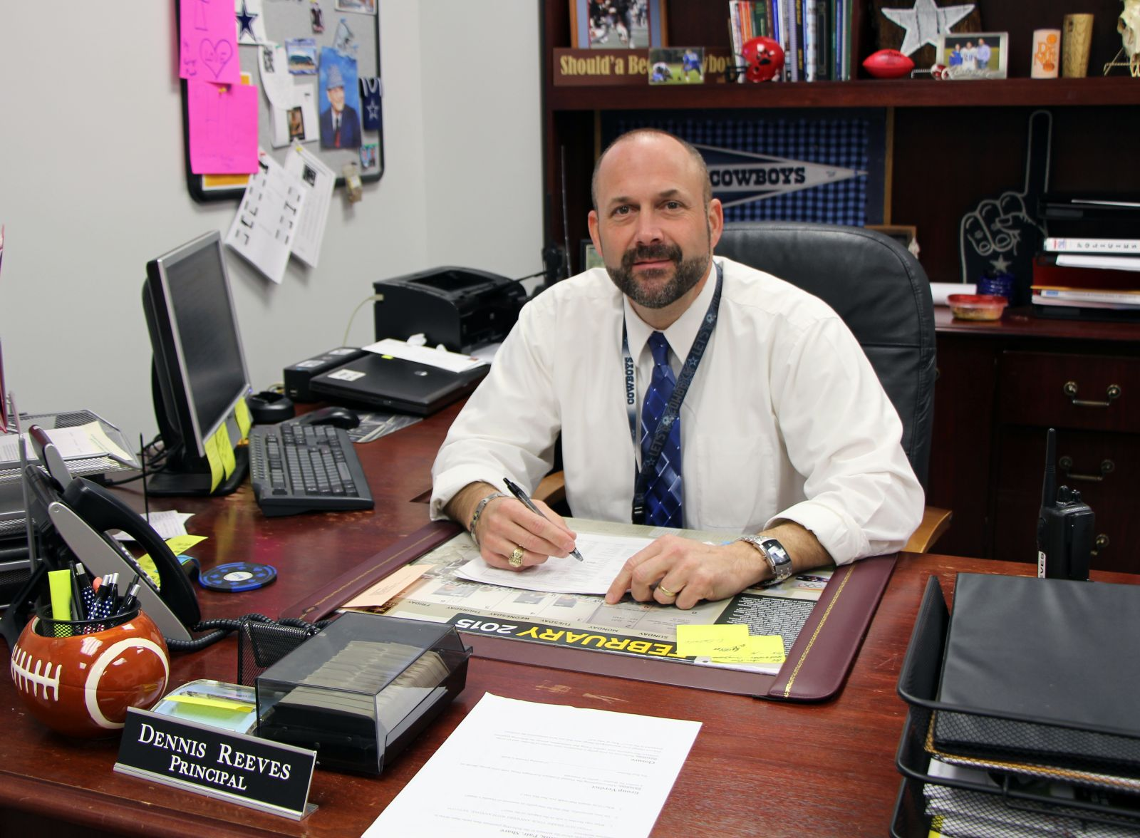 Coroner releases autopsy findings in mysterious Texas high school principal shooting death