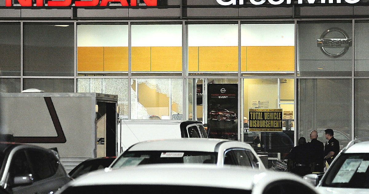 Shootout At Car Dealership In Greenville