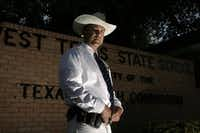 Sergeant Brian Burzynski at the West Texas State School in Pyote(2007 File Photo/Staff)