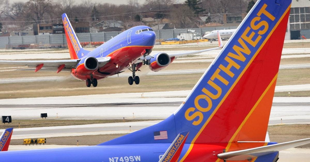 Southwest Employee Hospitalized After Lightning Strikes