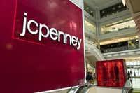NEW YORK, NY - MAY 15: Signage is displayed at the entrance of a JC Penney department store inside the Manhattan Mall, May 15, 2017 in the Herald Square neighborhood in New York City. (Photo by Drew Angerer/Getty Images)(Drew Angerer/Getty Images)