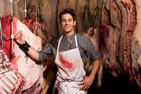 Butcher Jack Matusek of Raw Republic Meats(Raw Republic Meats)