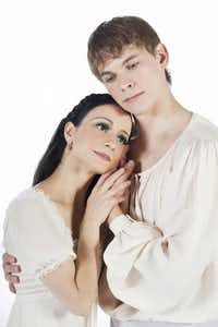 One of Leticia Oliveira's favorite roles at Texas Ballet Theater was playing Juliet with her husband, Carl Coomer, as Romeo.(Eric Younkin /File Photo)