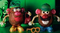 Mr. and Mrs. Potato Head from the Neiman Marcus Christmas book.(2004 File Photo/Neiman Marcus)