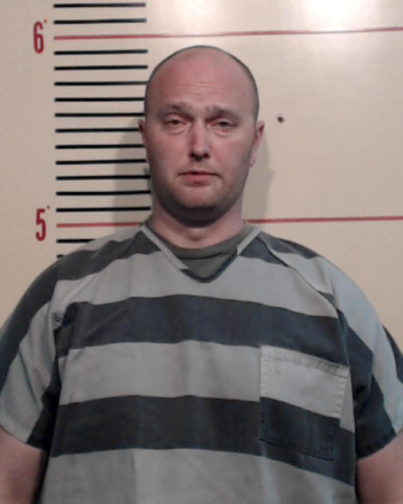 Roy Oliver, fired Balch Springs police officer, is shown in a May 5 Parker County Jail booking photo after he turned himself in on a charge of murder.(Parker County Sheriff's Department)