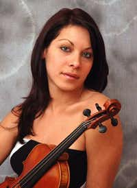 Yennifer Correia was on her way to play with the Missouri Symphony when she she says she crossed paths with a belligerent gate agent.