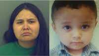 "<p>Ruby Gonzalez of El Paso is accused of abandoning her son, Luis, across the border in Ju<span style=""font-size: 1em; background-color: transparent;"">á</span><span style=""font-size: 1em; background-color: transparent;"">rez.</span></p>"