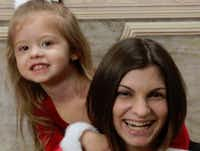 Heather Trimble and her daughter Matilda were injured in the crash.:(GoFundMe)