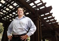Brian Cuban, 49, brother of Mark Cuban, pictured on September 23, 2010, is trying to bring the medical marijuana movement to Texas. He is a lawyer and a writer. (Michael Ainsworth/Staff Photographer)