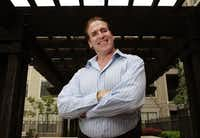 Brian Cuban, 49, brother of Mark Cuban, pictured on Sept. 23, 2010, is trying to bring the medical marijuana movement to Texas. He is a lawyer and a writer.(Michael Ainsworth/Staff Photographer)