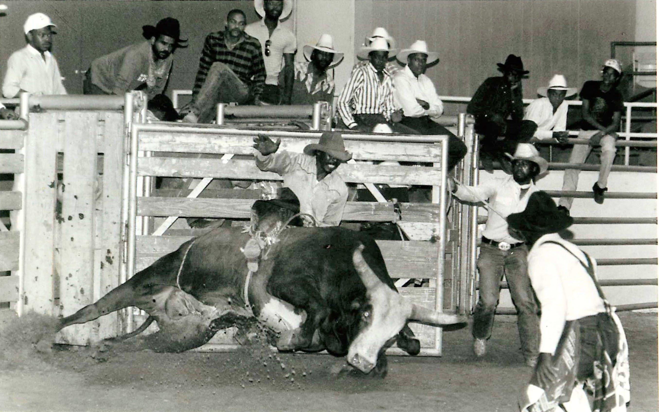 Flashback First Black Rodeo Roped In Talent Celebration