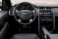"<p><span style=""font-size: 1em; background-color: transparent;"">The interior of the 2017 Land Rover Discovery has the sort of niceties you would expect at its price point.</span></p>(Nick Dimbleby)"