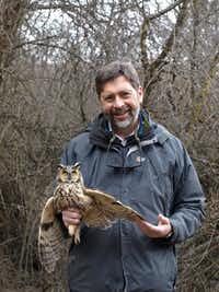 Jim Robbins is the author of <i>The Wonder of Birds</i>. (Denver Holt)