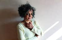 Arundhati Roy's debut novel was an instant best-seller. She's back with a new book, <i>The Ministry of Utmost Happiness.</i>(Knopf/Mayank Austen Soofi)