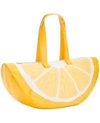 Ban.Do Super Chill lemon cooler bag, $32, bando.com(Ban.Do)