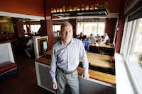 <p><br></p>(<p><br></p><p>Chief Executive Officer and President, Brinker International, Inc. Wyman Roberts, on Friday, June 20, 2014 at a Chili's in Dallas. (Ben Torrse / Special Contributor)</p><p></p>/<p><br></p><p></p>)