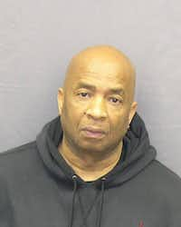 This is a February 2012 booking photo of Wilbert Veasey Jr.(U.S. Marshals Service)