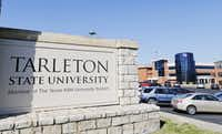 Tarleton State University in Stephenville(Vernon Bryant/Staff Photographer)