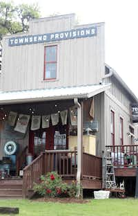 Townsend Provisions in Round Top(Coryanne Ettiene/Special Contributor)