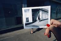 Guy Bourdin (1928-1991)<i>  Charles Jourdan</i>, 1978, C-print on Fujiflex paper(Amon Carter Museum of American Art)