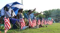 Best Southwest Juneteenth Celebration was put on  by the cities of DeSoto, Lancaster, Cedar Hill and Duncanville to celebrate Juneteenth on June 18, 2016 at Grimes Park in DeSoto.(Jerry McClure/ )