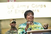 "Rep. Eddie Bernice Johnson , D-Dallas, said she hopes the decision on ARPA-E ""represents a turning point"" for the Trump administration.(David Minton/Denton Record-Chronicle)"