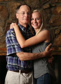 "<p>Erin Gossett gave her father, John, one of her kidneys when his began to fail. ""<span style=""font-size: 1em; background-color: transparent;"">He's done more than I could ever ask for for a dad. This was just kind of scratching the surface on paying him back,"" she said. </span></p>(Rose Baca/Staff Photographer)"