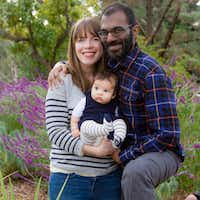 Paul Kalanithi died before his book, <i>When Breath Becomes Air</i>, was published. It was on <i>The New York Times</i> best-seller list for a year, including 12 weeks at No. 1. His widow, Lucy, continues to share his story about their lives and is raising their daughter, Cady, who turns 3 on July 4. (Yana Vaks)