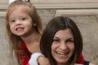 <p>Heather Trimble and her daughter Matilda were injured in the crash.</p>(GoFundMe)
