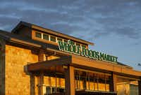 Whole Foods Market opened in Highland Village, Texas, Wednesday, September 10, 2014.  (Tom Fox/The Dallas Morning News)