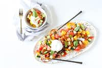 Classic Panzanella Salad(Special Contributor/Kristen Massad)