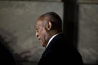 Bill Cosby walks from the Montgomery County Courthouse during his sexual assault trial in Norristown, Pa., Friday, June 16, 2017.(Matt Rourke/The Associated Press)