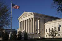 The Supreme Court in Washington. (J. Scott Applewhite/AP)