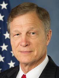 U.S. Rep. Brian Babin, R-Port Arthur(U.S. Congress)